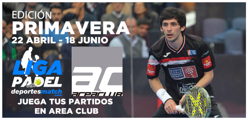 AREA CLUB PADEL – SAN GABRIEL